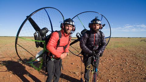 ELLE Meets World's First Identical Twin Explorers: Turner Twins