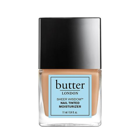 Butter London Sheer Wisdom Nail Polish