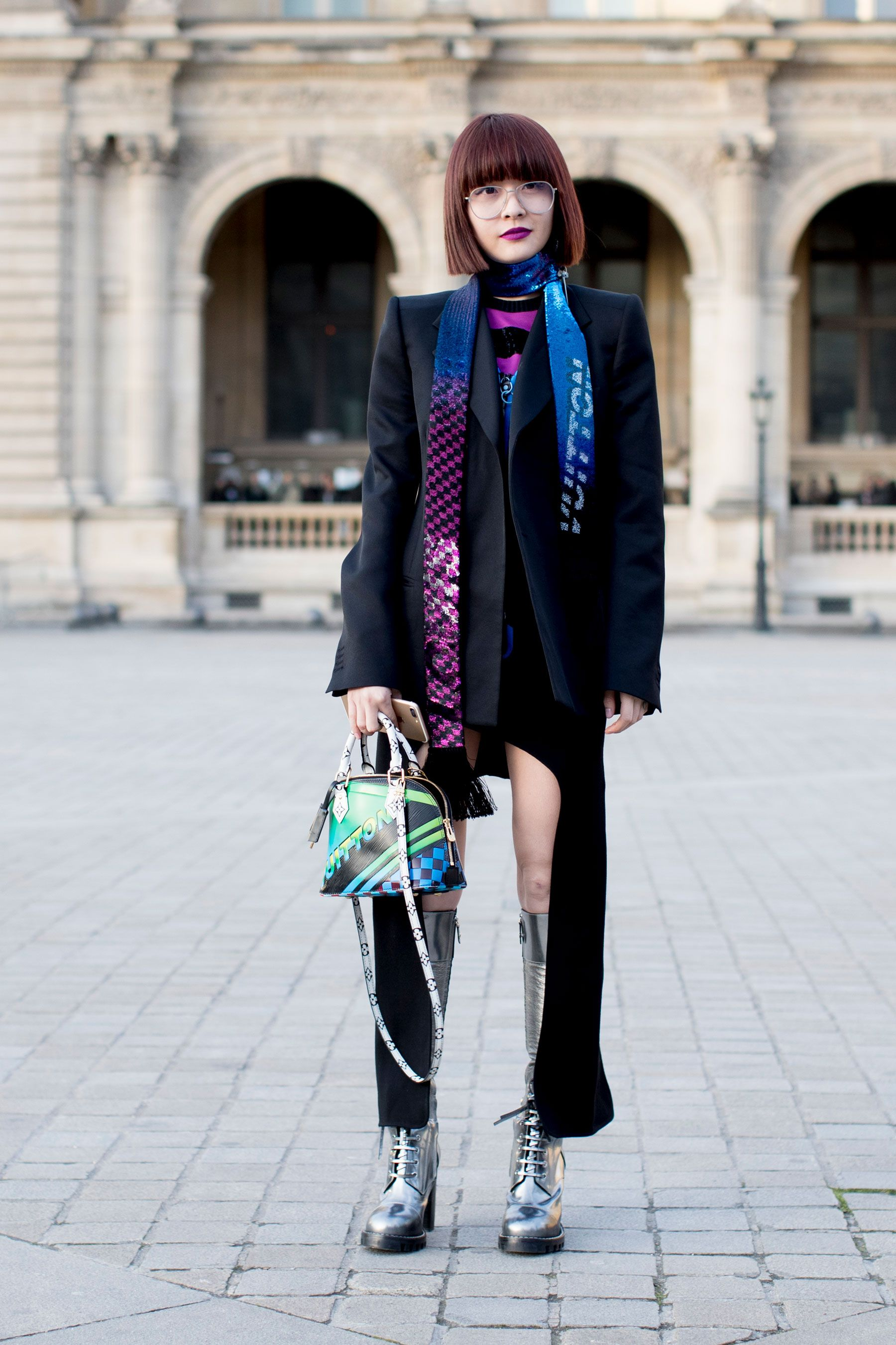 Paris Fashion Week Street Style Autumn Winter 2017