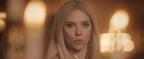 Scarlett Johansson SNL Ivanka Trump