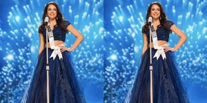 Miss Bulgaria miss universe dress