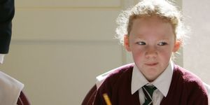 British School Girl missing school because of periods because cannot afford tampons