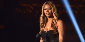Laverne Cox Talks Male Privilege
