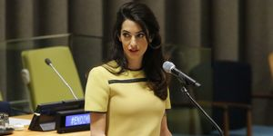 Amal Clooney speech to the UN about Yazidi genocide