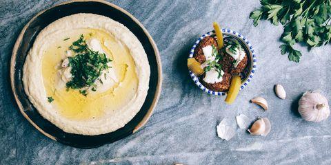 Imad's Syrian KItchen, pop-up restaurant for  Unicef NEXTGeneration and #CookForSyria.   London