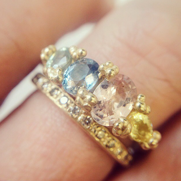 spiers coloured diamond rings fancy gold white ring in store michael