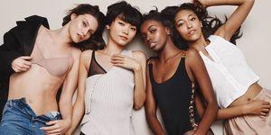 Charlotte Wiggins, Sang In Kim, Lemoie Anderson, Cai Lee skin diversity