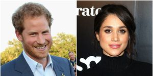 prince harry and meghan markle moving in together | ELLE UK