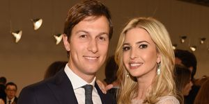 Ivanka Trump and Jared Kushner | ELLE UK