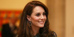 Kate Middleton National Portrait Gala | ELLE UK