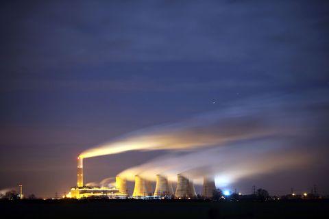 Ireland Fossil Fuel