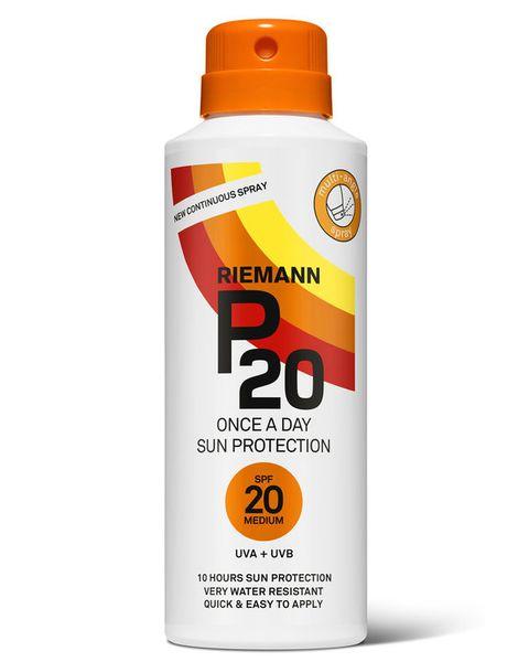 Riemann P20 Sun Filter SPF20