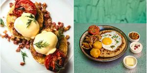 Bottomless brunches in the UK | ELLE UK