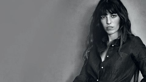 7fdf31079c9a Lou Doillon On Her Lifelong Love-Hate Relationship With Denim