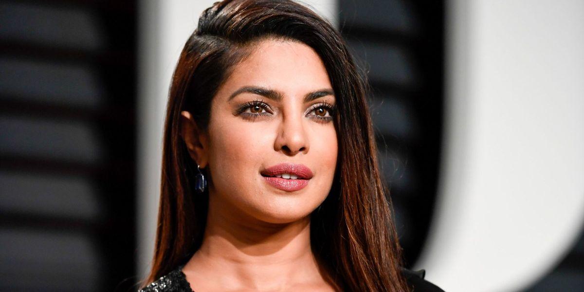 Priyanka Chopra Named Second Most Beautiful Woman In The -8559