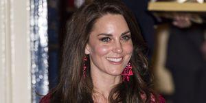 Kate Middleton at 42nd Street opening | ELLE UK