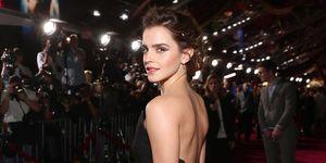 Emma Watson red carpet | ELLE UK