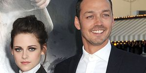 Rupert Sanders and Kristen Stewart | ELLE UK