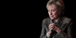 Hilary Clinton first interview since election loss