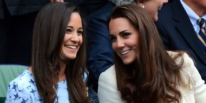 Pippa and Kate Middleton | ELLE UK