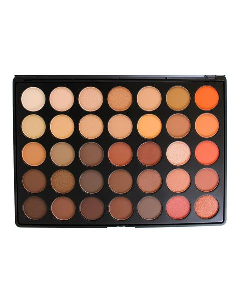 Morphe Brushes Nature Glow Eye Shadow Palette