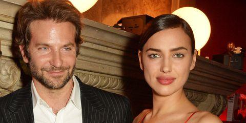 Bradley Cooper and Irina Shayk | ELLE UK