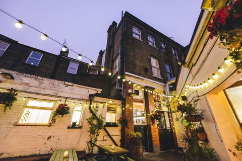 Adam & Eve pub, Homerton,London