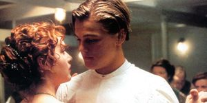 Director James Cameron reveals the famous Titanic line Leonardo