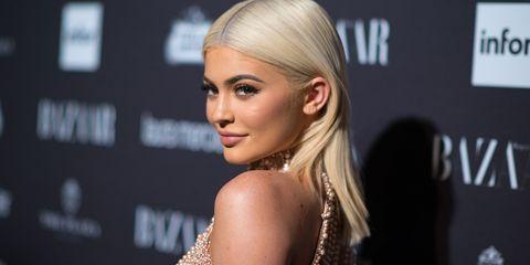 Kylie Jenner prom night   ELLE UK