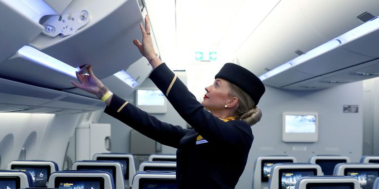 6 Of The Most Surprising Things Flight Attendants Secretly