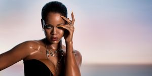 Rihanna for Chopard jewellery collection