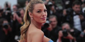 Blake Lively at Cannes film festival | ELLE UK