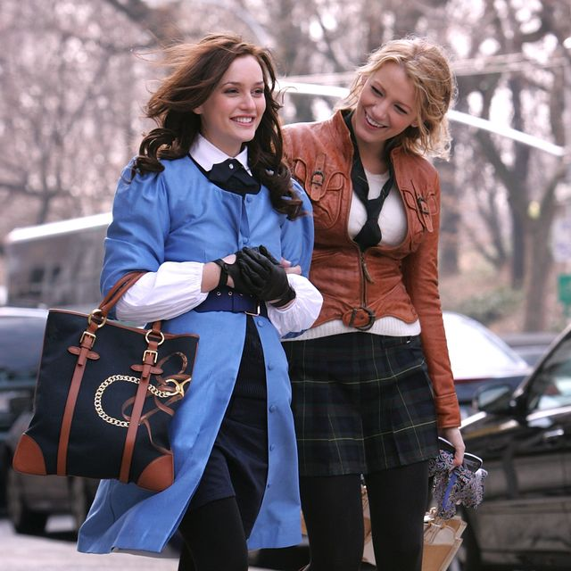 why blair and serena aren't in the new gossip girl