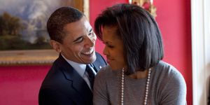 Barack and Michelle Obama | ELLE UK