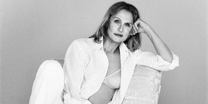 Lauren Hutton for Calvin Klein Underwear