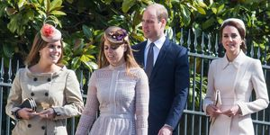 Royal family attend Easter service in Windsor