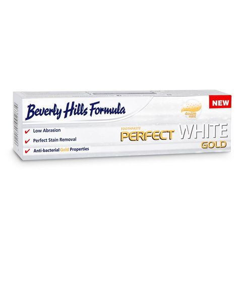 Beverly Hills Formula Perfect White Gold Tooth Whitening Tooth Paste