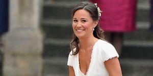 Pippa Middleton wedding dress at Kate Middleton Wedding