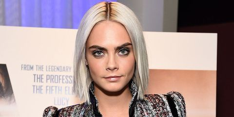 Cara Delevingne Shaves Her Head To Play A Dying Teenager For
