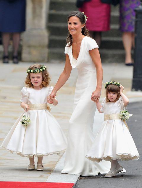 Matrimonio Pippa Middleton : Pippa middletons wedding may be gatecrashed by locals