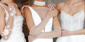 Bridal Fashion Week Dresses