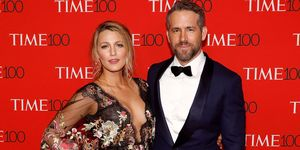 blake lively and ryan reynolds | ELLE UK