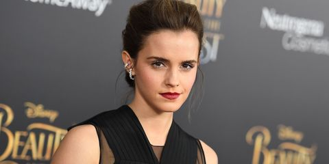 Emma Watson at Beauty and the Beast premiere | ELLE UK