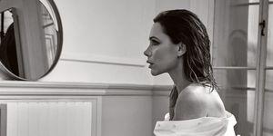 Victoria Beckham in ELLE magazine 2017