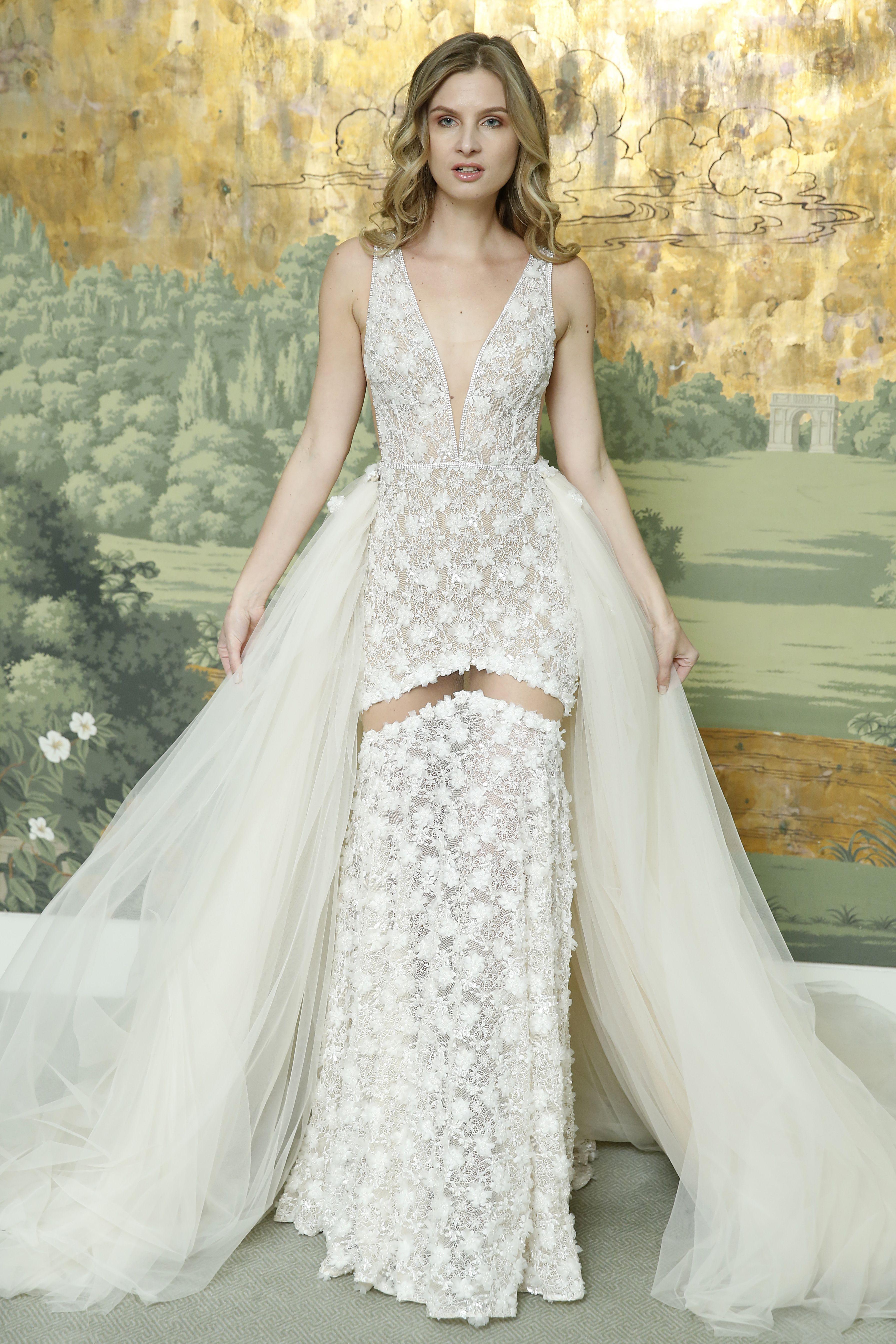 Bridal Fashion Week Wedding Dresses