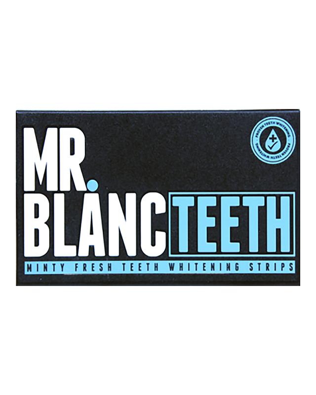 Mr. Blanc Teeth Whitening Strips