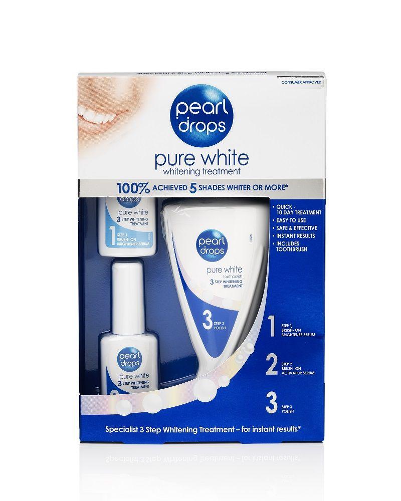 Pearl Drops Teeth Whitening Kit