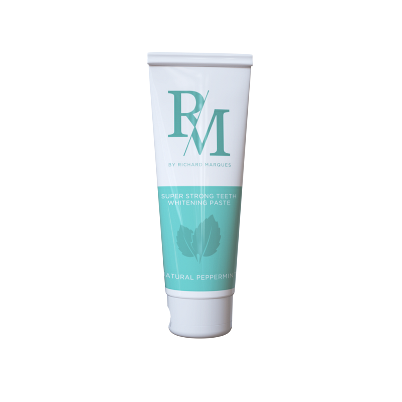 R/M By Richard Marques Natural Teeth Whitening Paste
