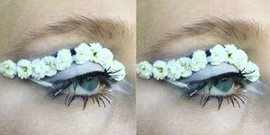 Terrarium Eye Make-Up Trend