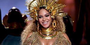 Beyonce at Grammys | ELLE UK